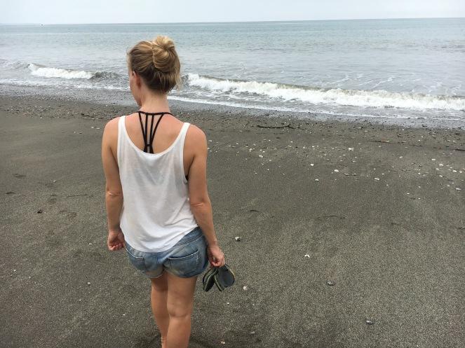 Ausflug zum etwas schöneren Playa Olimpica