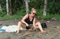 ..krieg ich auch eine Kokosnuss auf...