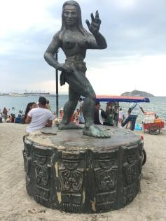 Strand von Santa Marta