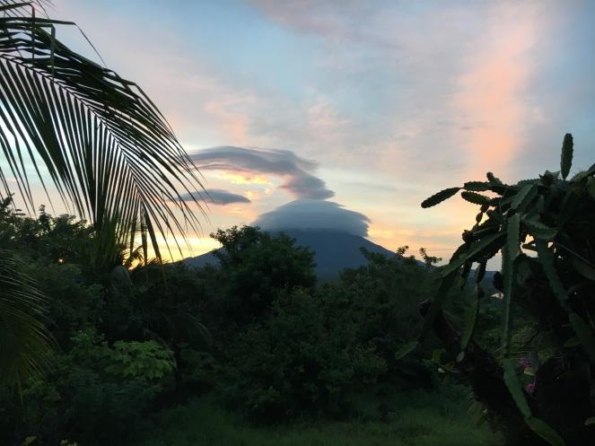 Vulkan Concepcion auf Ometepe