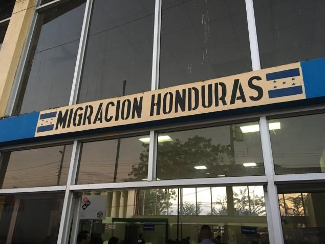 Honduras lassen wir links liegen