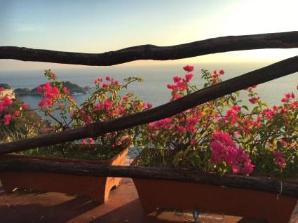 Aussicht vom Hotel Los Flamingos