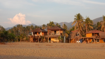Strandhüttchen